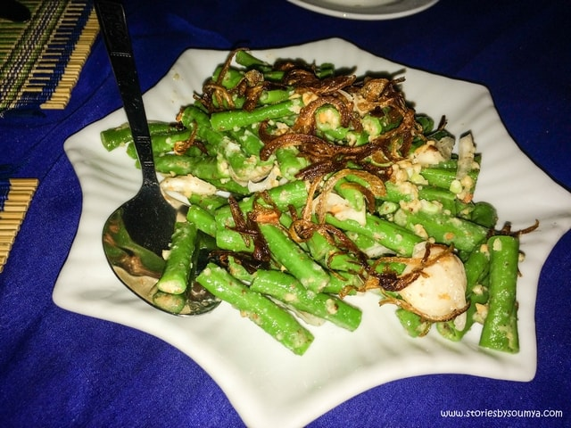 Bean Salad in Ngapali | Myanmar Traditional Food | Must-try dishes of Burmese Cuisine | Stories by Soumya