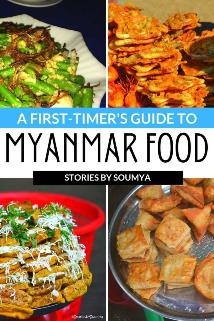 Best dishes from the Burmese Cuisine - An introduction to Myanmar traditional food with a selection of authentic Burmese dishes that you need to try on your next trip to Myanmar. #Myanmar #Food