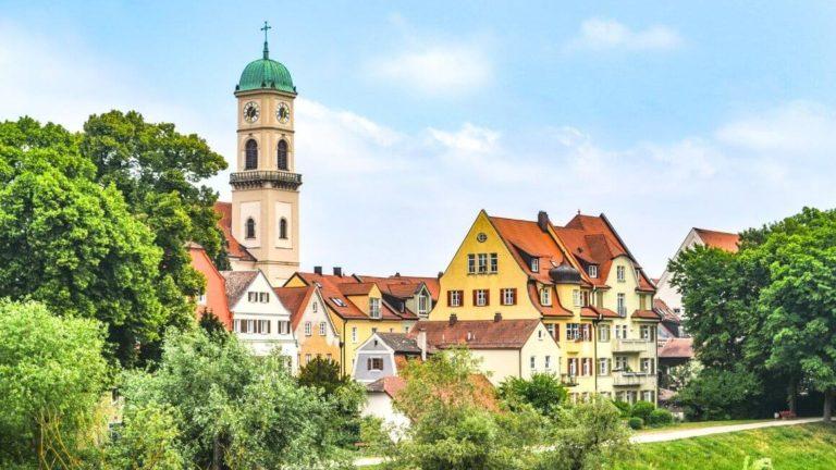 German Itinerary